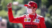 Charles Leclerc - Ferrari - Formel 1 - GP Monaco - 20. Mai 2021