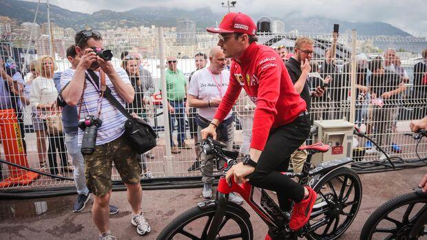 Charles Leclerc - Ferrari - Formel 1 - GP Monaco - 22. Mai 2019