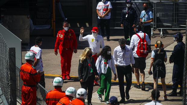 Charles Leclerc - Ferrari - Formel 1 - GP Monaco - 23. Mai 2021
