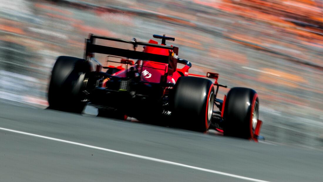 Charles Leclerc - Ferrari - Formel 1 - GP Niederlande - 4. September 2021