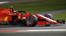 Charles Leclerc - Ferrari - Formel 1 - GP Sakhir - Bahrain - Samstag - 5.12.2020