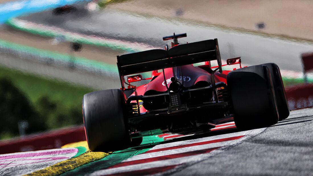 Charles Leclerc - Ferrari - Formel 1 - GP Steiermark - 26. Juni 2021