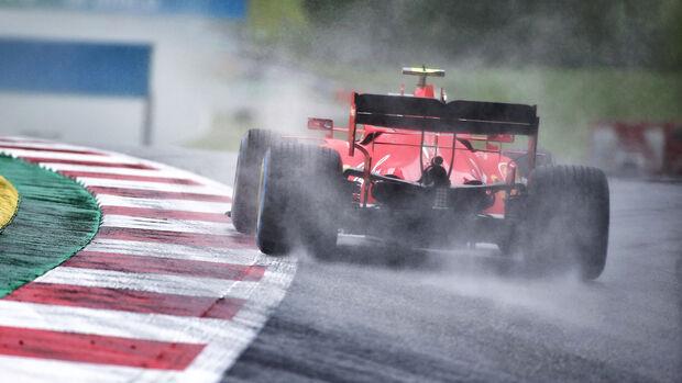 Charles Leclerc - Ferrari - Formel 1 - GP Steiermark - Spielberg - Qualifying - Samstag - 11. Juli 2020