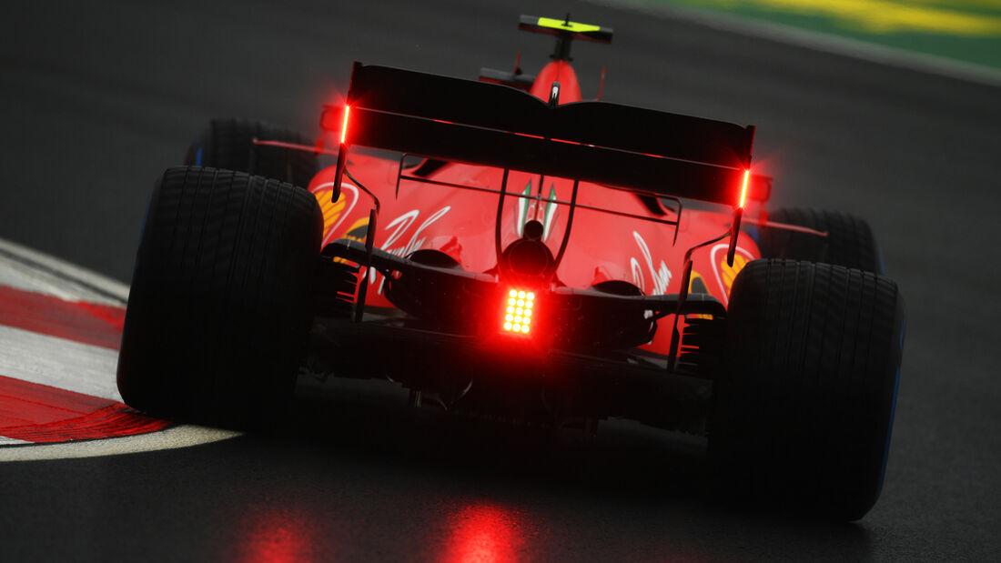 Charles Leclerc - Ferrari - Formel 1 - GP Türkei - Istanbul - Samstag - 14.11.2020