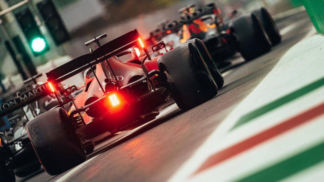 Charles Leclerc - Ferrari - Formel 1 - Monza - GP Italien - 11. September 2021
