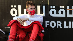 Charles Leclerc - Ferrari - GP Abu Dhabi 2020 - Formel 1