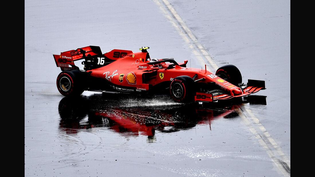 Charles Leclerc - Ferrari - GP Deutschland 2019 - Hockenheim - Rennen