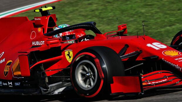 Charles Leclerc - Ferrari - GP Emilia-Romagna 2020 - Imola