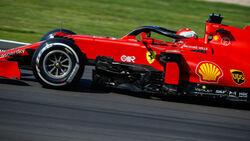 Charles Leclerc - Ferrari - GP England 2021 - Silverstone