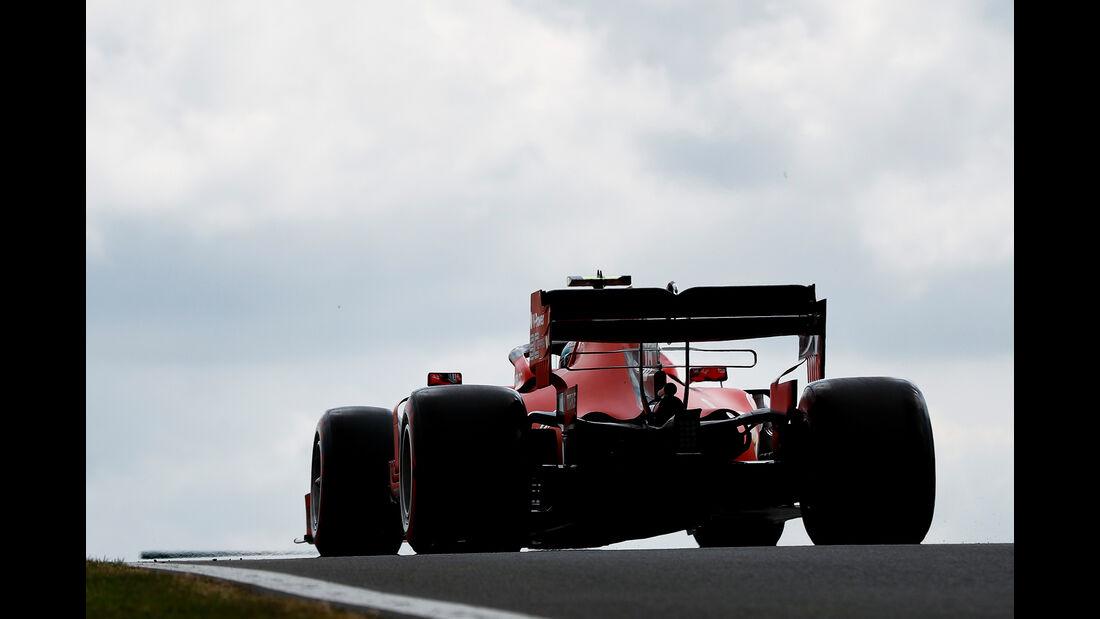 Charles Leclerc - Ferrari - GP England - Silverstone - Freitag - 12.7.2019