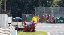 Charles Leclerc - Ferrari - GP Italien 2020 - Monza