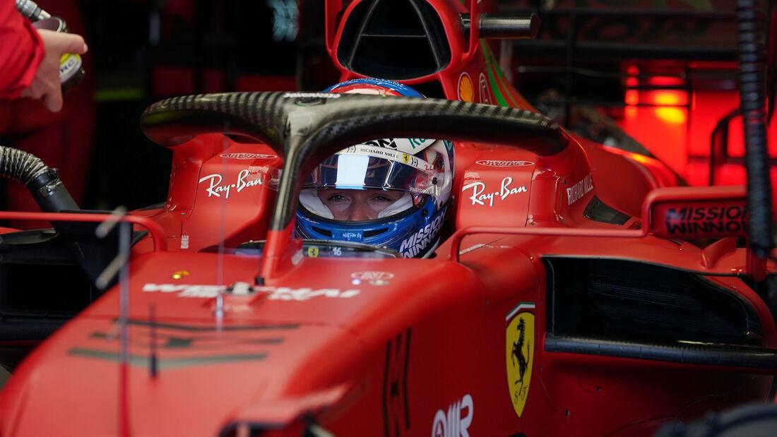 Charles Leclerc - Ferrari GP Monaco 2021