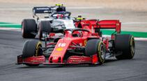 Charles Leclerc - Ferrari - GP Portugal 2020 - Portimao
