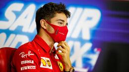 Charles Leclerc - Ferrari - GP Sakhir 2020 - Bahrain