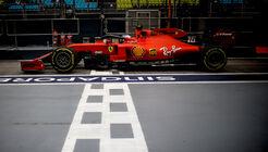 Charles Leclerc - Ferrari - GP Singapur 2019