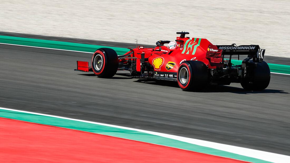 Charles Leclerc - Ferrari - GP Spanien - Barcelona - Formel 1 - Samstag - 8.05.2021