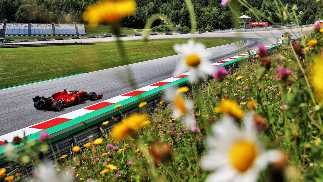 Charles Leclerc - Ferrari - GP Steiermark - Spielberg - Formel 1 - 25. Juni 2021
