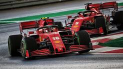 Charles Leclerc - Ferrari - GP Türkei 2020 - Istanbul