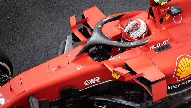 Charles Leclerc - Ferrari - GP Türkei 2020 - Istanbul - Qualifying
