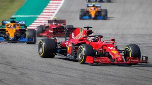 Charles Leclerc - Ferrari - GP USA 2021 - Austin