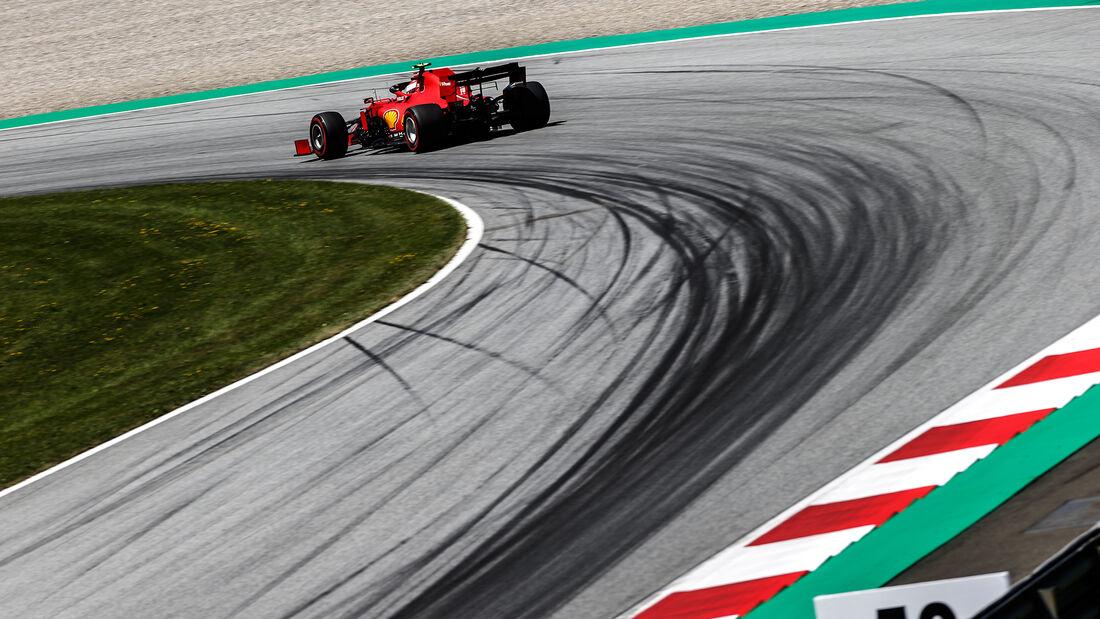 Charles Leclerc - Ferrari - Österreich - Spielberg