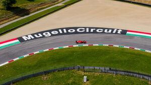 Charles Leclerc - Ferrari - Test - Mugello - 2020