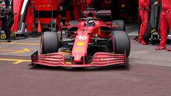 Charles Leclerc - Formel 1 - 2021