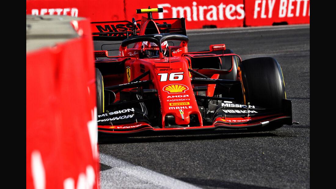 Charles Leclerc - Formel 1 - GP Aserbaidschan 2019