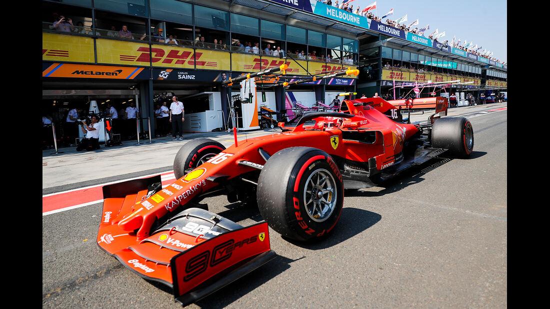 Charles Leclerc - Formel 1 - GP Australien 2019