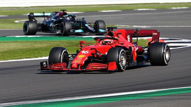 Charles Leclerc - Formel 1 - GP England 2021
