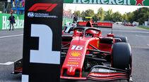 Charles Leclerc - Formel 1 - GP Italien 2019
