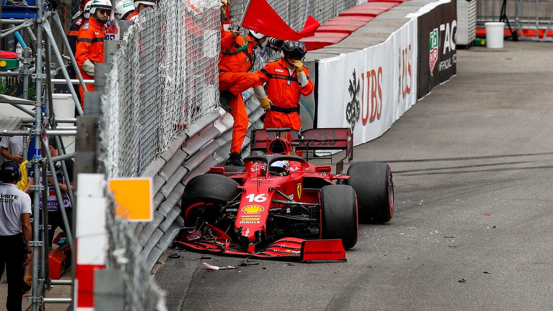 Charles Leclerc - Formel 1 - GP Monaco 2021