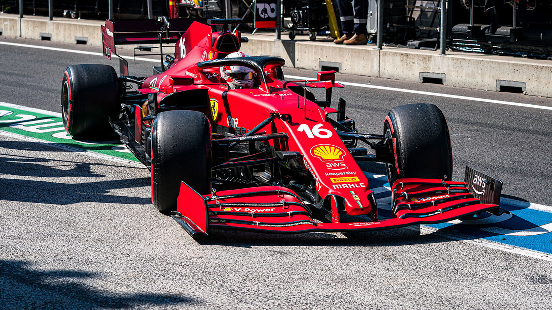 Charles Leclerc - Formel 1 - GP Niederlande - Zandvoort - 2021