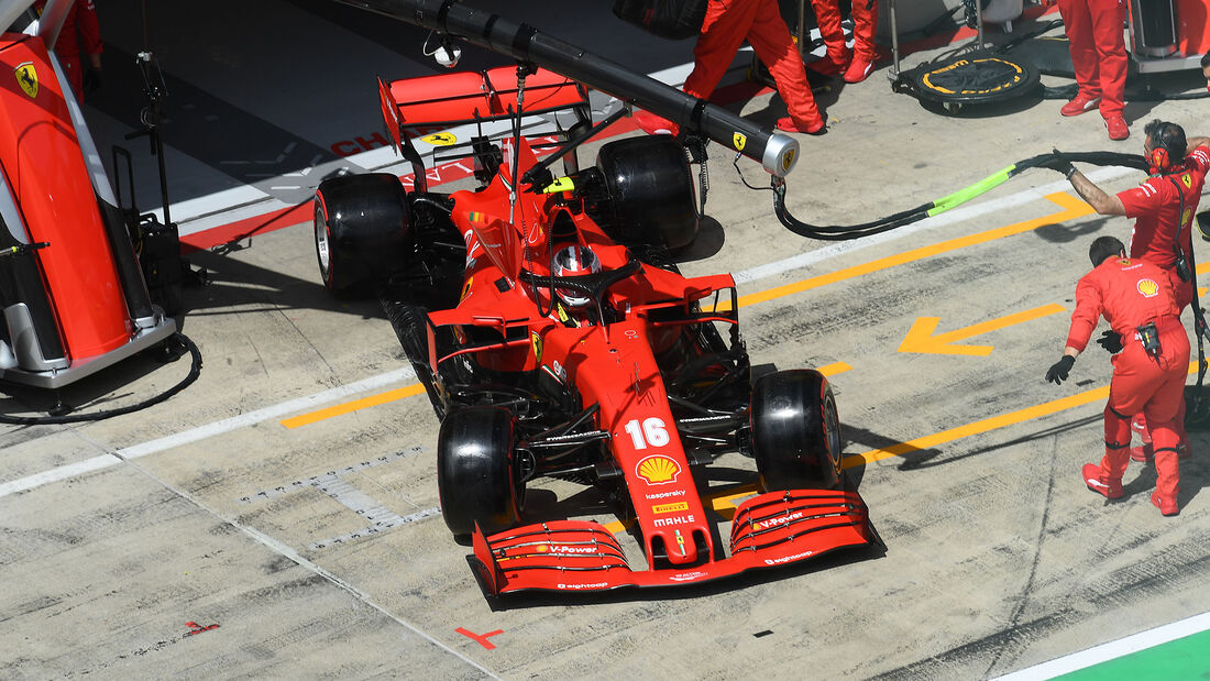 Charles Leclerc - Formel 1 - GP Steiermark - Österreich - 2020