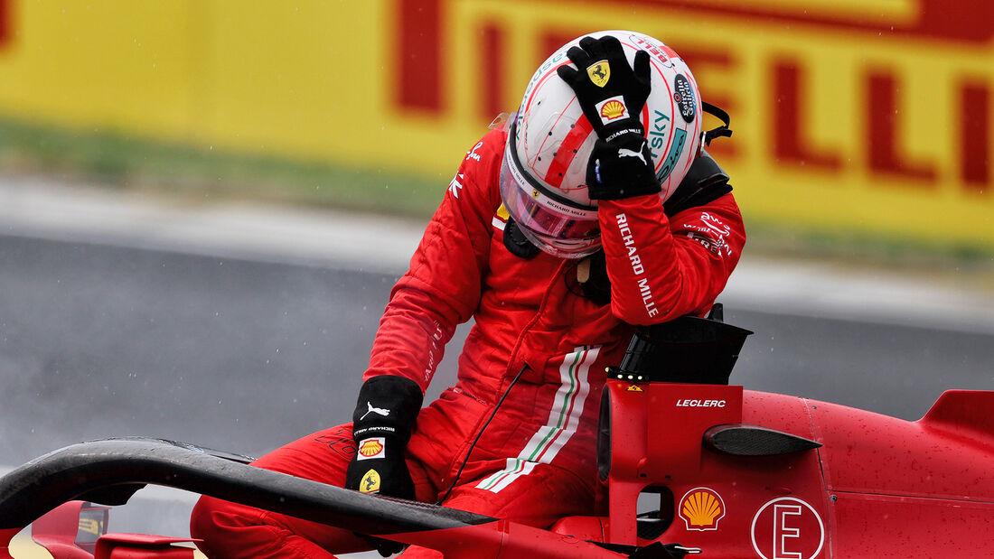 Charles Leclerc - Formel 1 - GP Ungarn - 2021