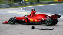 Charles Leclerc - Formel 1 - GP Ungarn 2021