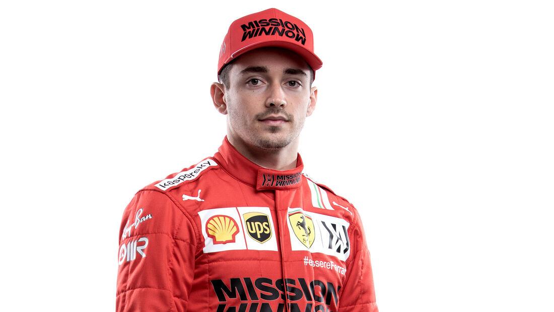 Charles Leclerc - Formel 1 - Porträt - 2021