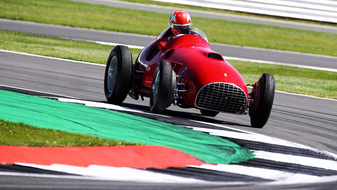 Charles Leclerc - Formel 1 - Silverstone - GP England 2021
