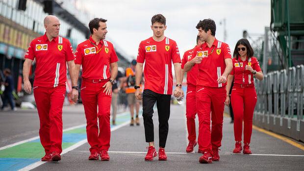 Charles Leclerc - GP Australien 2020