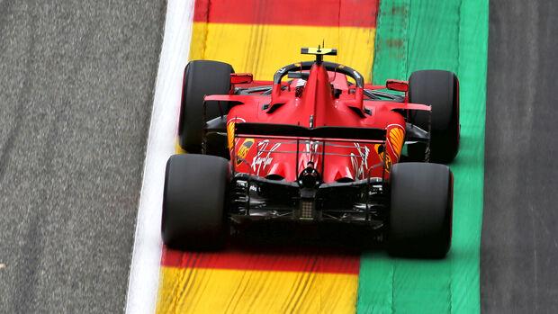 Charles Leclerc - GP Belgien 2020