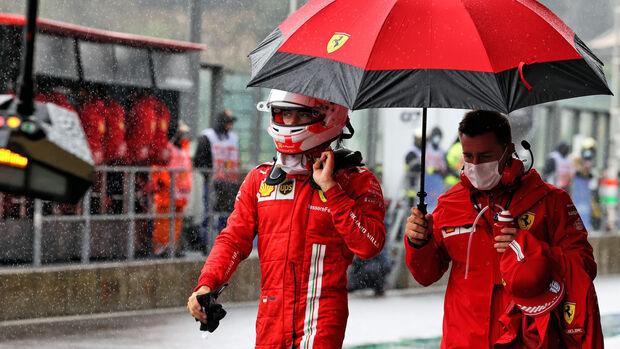 Charles Leclerc - GP Belgien - 28. August 2021
