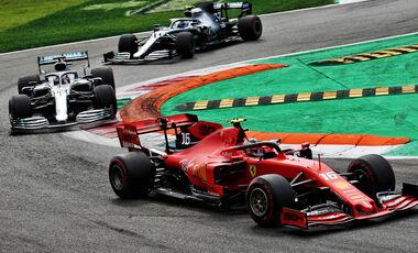 Charles Leclerc - GP Italien 2019