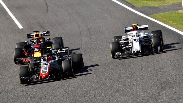 Charles Leclerc - GP Japan 2018