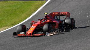 Charles Leclerc - GP Japan 2019