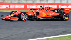 Charles Leclerc - GP Japan 2019