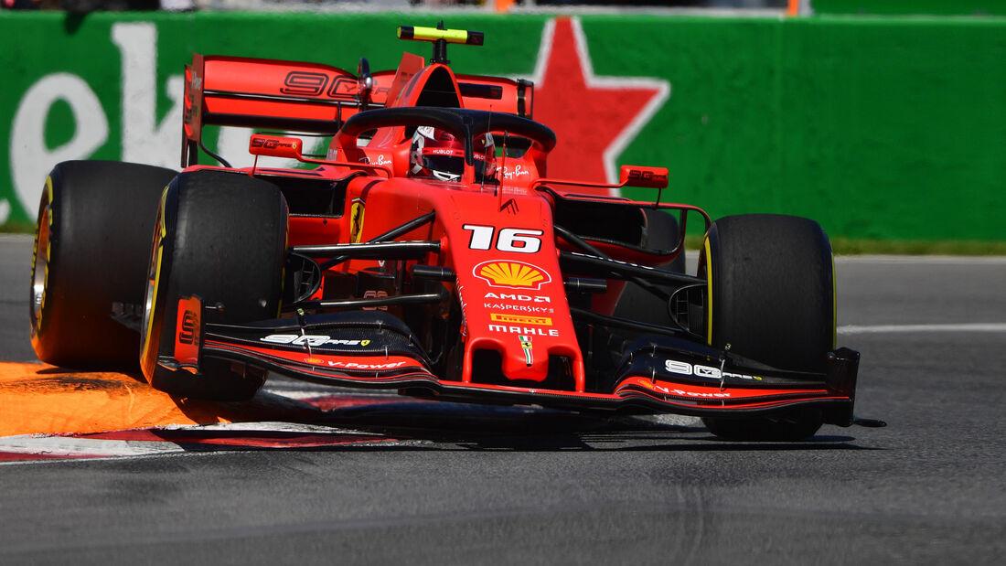 Charles Leclerc - GP Kanada 2019