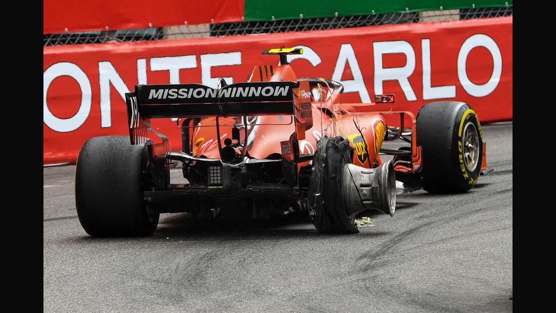 Charles Leclerc - GP Monaco 2019