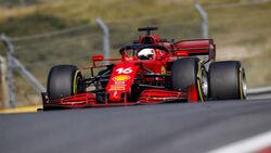 Charles Leclerc - GP Niederlande 2021
