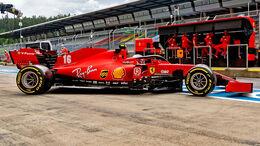 Charles Leclerc - GP Östereich 2020