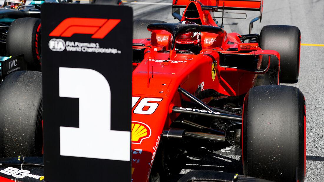 Charles Leclerc - GP Österreich 2019